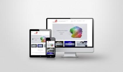 diseño web para TAFI3D en León - Indipro.es