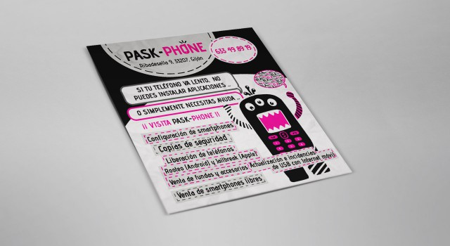 Pask-Phone